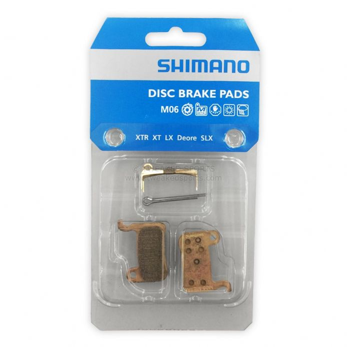 Shimano BR-M965 Disc Brake Pads for XTR XT LX Deore SLX